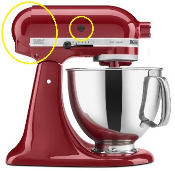 Kitchenaid Mixer Repair Morehouse Appliances